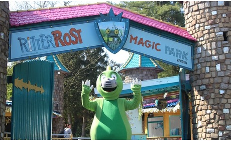 Groupon: Ritter Rost Magic Park Duitsland
