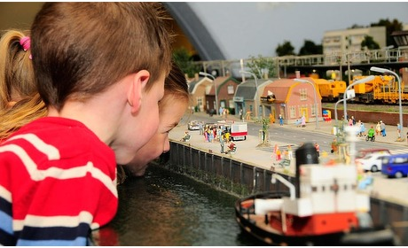 Groupon: Miniworld Rotterdam