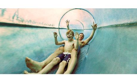 Wowdeal: Zwemmen en een dagje uit naar Center Parcs Het Meerdal