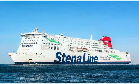 Groupon: Londen met Stena Line: retour-minicruise voor 2 of 4 pers.