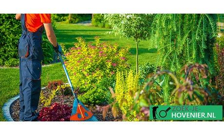 Wowdeal: 6, 12 of 18 uur tuinonderhoud bij Zoek Je Hovenier