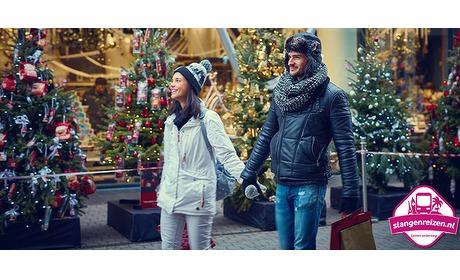 Wowdeal: Kerstshoppen in Londen of Parijs