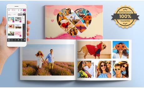 Groupon: Gepersonaliseerd fotoboek