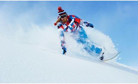 Groupon: Ski-les/snowboardles in Apeldoorn