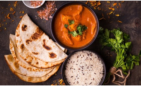 Groupon: Indiaas eten in de Markthal