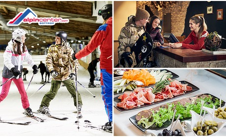 Social Deal: Skiplezier + All-You-Can-Eat & Drink bij Bottrop
