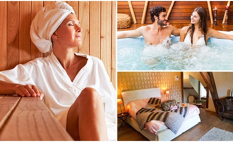 Social Deal: Relax- of wellnessovernachting in Hansbeke