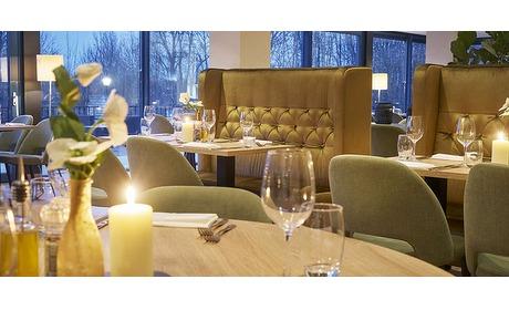 Wowdeal: 4-gangen diner bij Amrath Hotel Born-Sittard