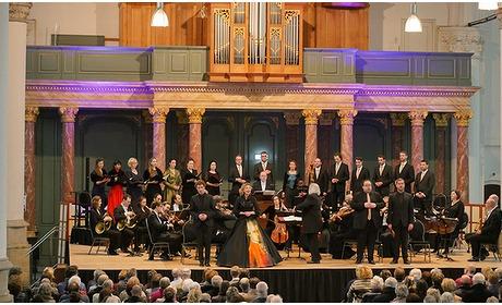 Social Deal: Ticket voor klassiek concert: Handels Messiah