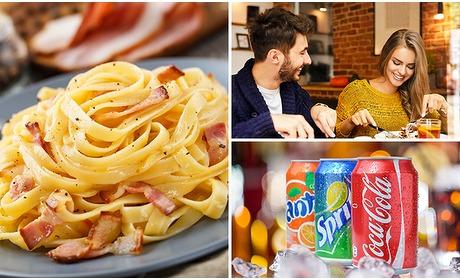 Social Deal: Pasta naar keuze + fris in hartje Maastricht