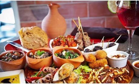 Social Deal: Tapasdiner bij Restaurant Granada