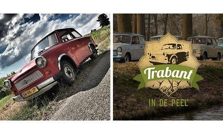 Wowdeal: Vintage toertocht in een Trabant bij De Heere van Meijel