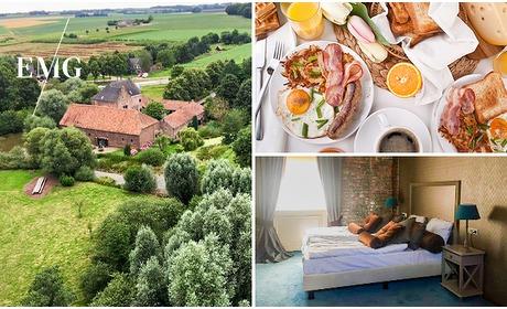 Social Deal: Overnachting(en) + ontbijt voor 2 in Limburg