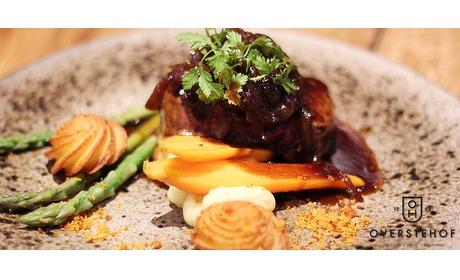 Wowdeal: 4-gangen surprise diner bij Landgoed Overste Hof