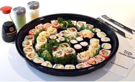 Groupon: Sushi-boxen bij Sushi Time Leiden