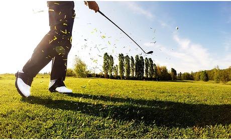 Social Deal: Greenfee (18 holes) of 4 maanden onbeperkt golfen