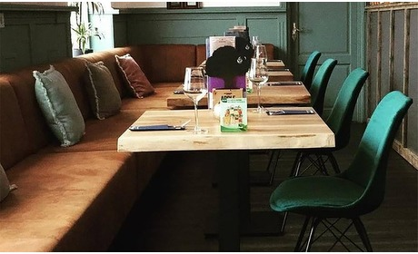Groupon: Heeg: tweepersoonskamer met ontbijt en naar keuze diner
