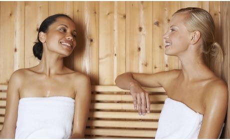 Groupon: Dagje sauna in Schoonebeek