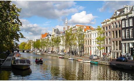 Social Deal: Interactief spel door Amsterdam voor 2 tot 6 personen