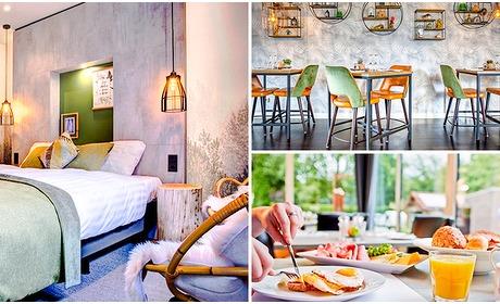 Social Deal: Overnachting(en) + ontbijt aan de Maas