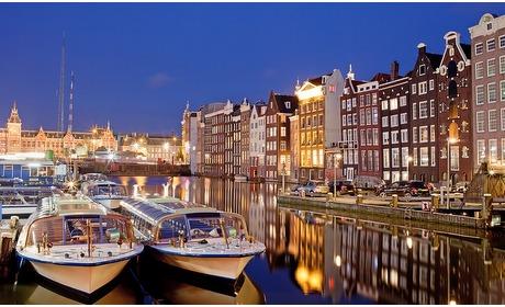 Groupon: Nabij Amsterdam: tweepersoonskamer in 4* hotel met wellness