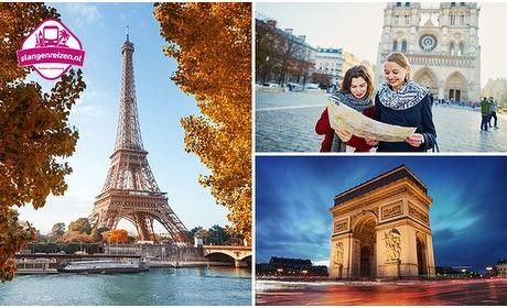 Social Deal: 2 of 3 dagen Parijs met Slangen Reizen