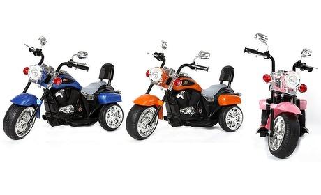 Groupon: Elektrische motor voor kinderen