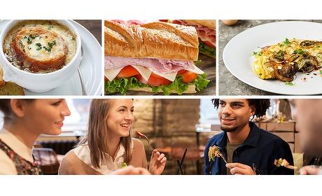 Wowdeal: Heerlijk lunchen bij Herberg de Bongerd