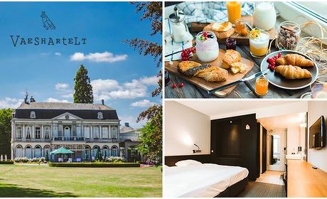 Social Deal: Overnachting(en) bij Maastricht + ontbijt
