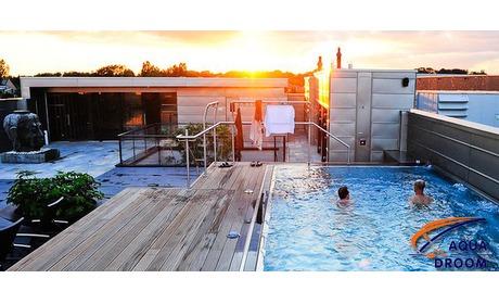 Wowdeal: VIP Sauna & Wellness dag bij Aquadroom