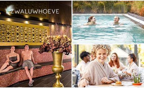 Social Deal: Dagentree + koffie/thee + lekkernij bij Zwaluwhoeve