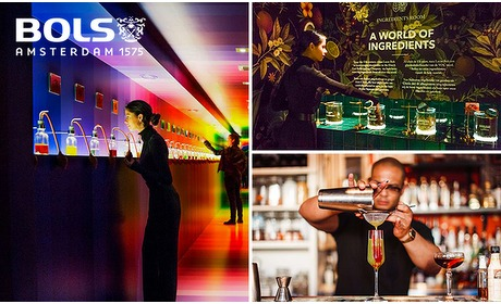 Social Deal: Cocktail & Genever Experience + cocktail naar keuze