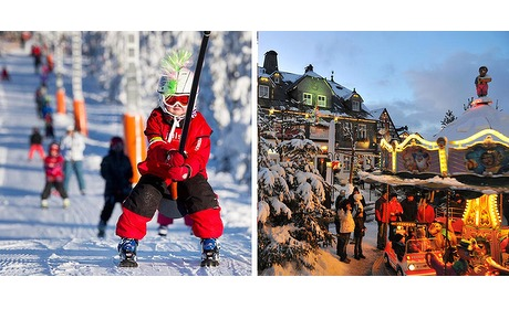 Wowdeal: Dagje Winterberg met sneeuwgarantie