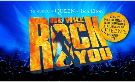 Groupon: Anastacia in We Will Rock You
