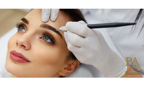 Wowdeal: Permanente make-up bij Beaux-Arts Skincare