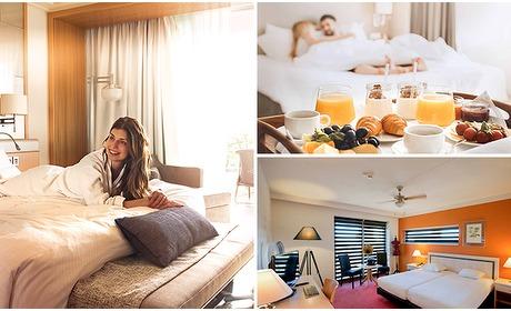 Social Deal: Hotelovernachting + ontbijt voor 2 nabij Assen