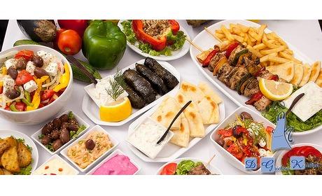 Wowdeal: All-you-can-eat bij de Griekse Keuken