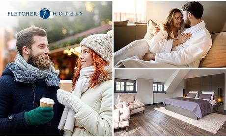 Social Deal: Overnachting voor 2 bij Fletcher Hotels