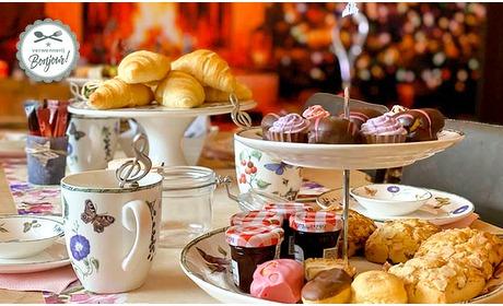 Social Deal: Luxe high tea