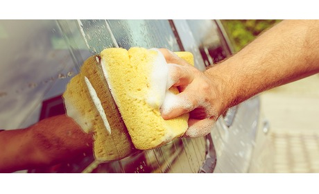 Wowdeal: Wasbeurt of polijsten bij CarCleaning Lanaken