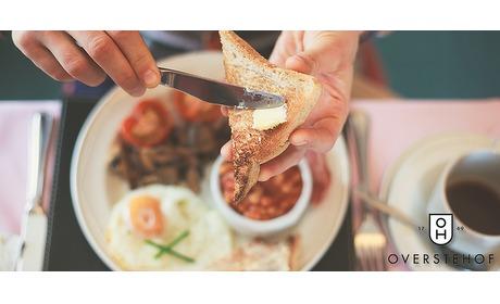 Wowdeal: Ontbijtbuffet en verse jus d'orange bij Landgoed Overste Hof
