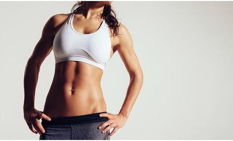 Social Deal: 12 sessies better belly