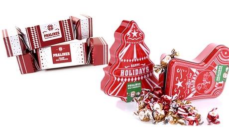 Groupon: Chocoladetraktaties