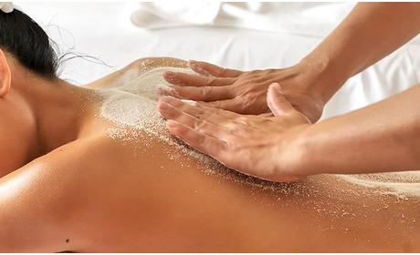 Social Deal: Verzorgde scrubmassage