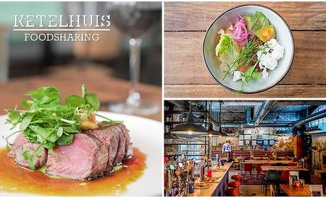 Social Deal: 3 rondes shared dining bij Ketelhuis Lent