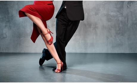 Social Deal: 9 lessen Argentijnse tango (1 uur)