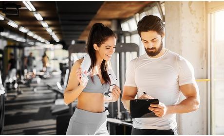 Social Deal: 6 weken onbeperkt fitness + 1 uur personal training