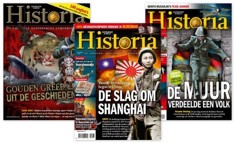 Groupon: 5 nummers Historia