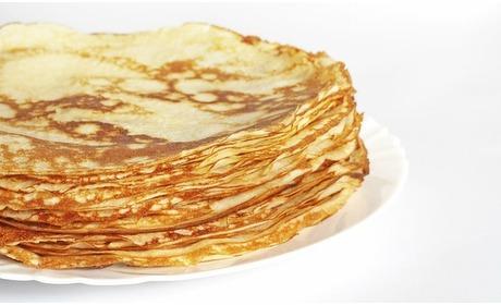 Groupon: Appelscha: pannenkoek en dessert