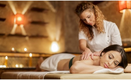 Groupon: Wellness-arrangement in Alkmaar